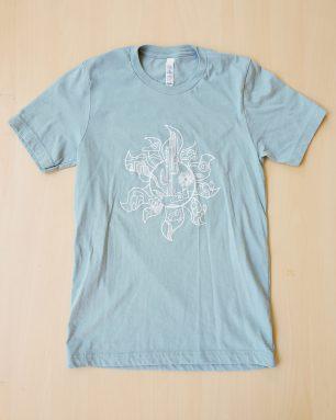 cactus theme shirt