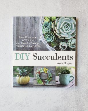 diy succulents book