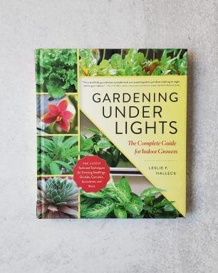 gardening under lights book