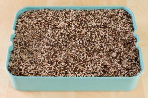 gritty succulent soil ikea raskog shelf tray