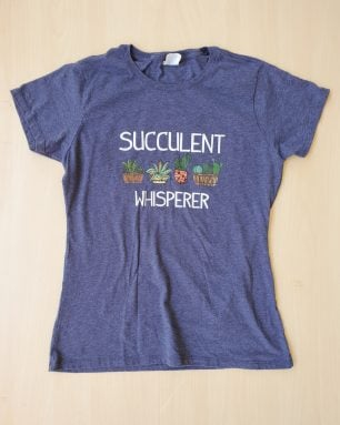 succulent whisperer shirt