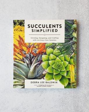 succulents simplified debra lee baldwin book
